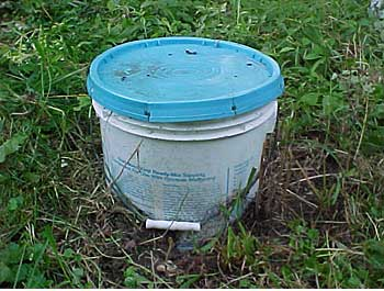 Anaerobic Composter