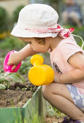 Child Gardener