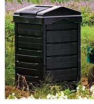Enclosed Composter