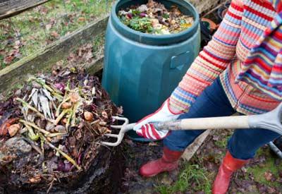 Compost Pile Maintenance
