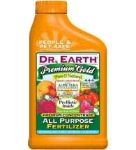 Dr. Earth Premium Gold Fertilizer