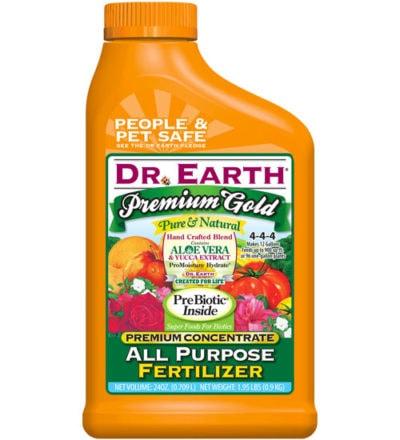 Dr. Earth Premium Gold Fertilizer