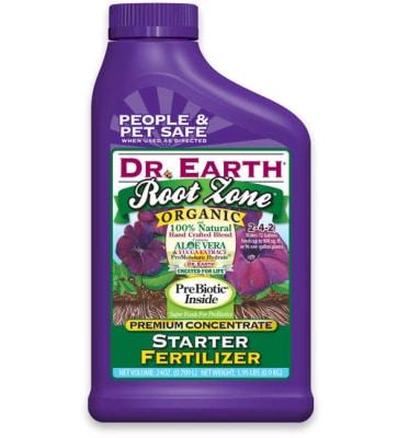 Liquid Starter Fertilizer