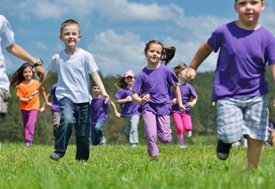 Healthy Kids, Healthy Lawn