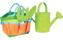 Junior Garden Tools w/ Bag