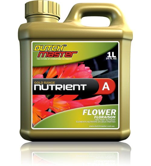 Dutch master gold flower a b planet natural - House garden nutrient calculator ...