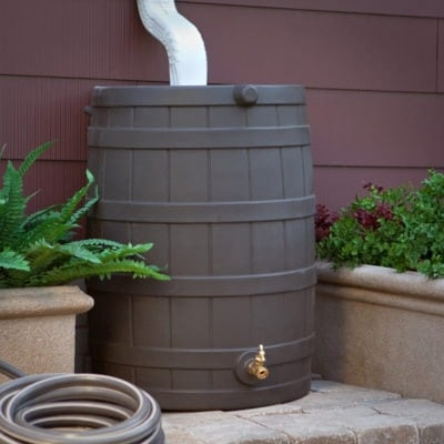RainWizard Rain Barrel