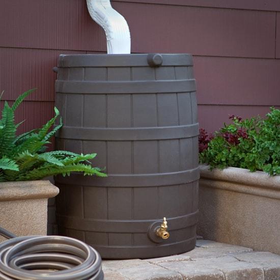 Home Design Ideas Youtube: Rain Wizard 50 Rain Barrel (50gal)