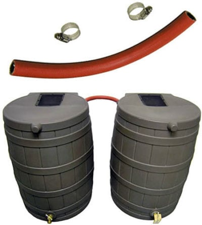 Rain Barrel Connector Kit