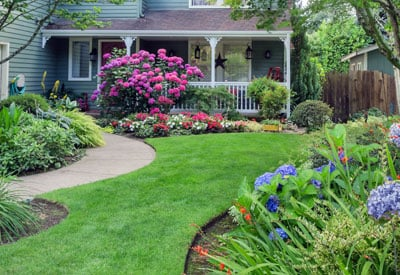 Landscape Design - Landscaping To Manage Weeds Planet Natural