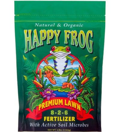 Happy Frog Lawn Fertilizer