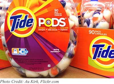 Toxic Detergent