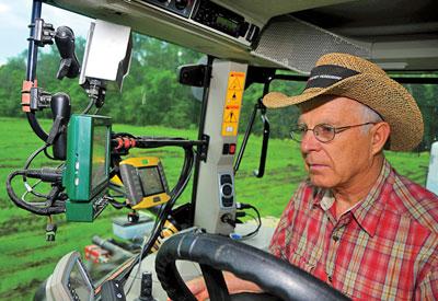 High-Tech Tractor