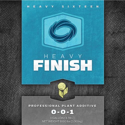 HEAVY 16 Finish