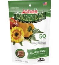 Organic Fertilizer Spikes