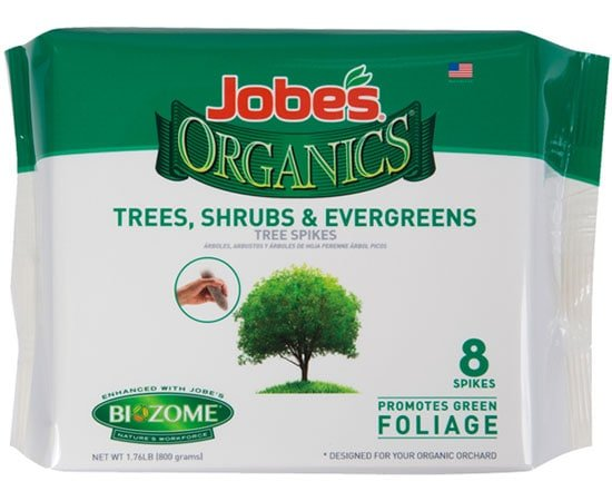 Fertilizer Spikes For Trees Shrubs Amp Evergreens By Jobe S