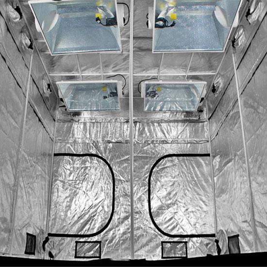 Gorilla Grow Tent 12 x 12 & 8x16 Grow Tent by Gorilla | Planet Natural