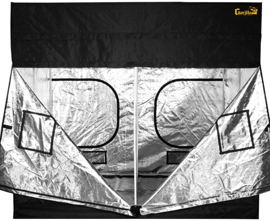Hereu0027s an indoor garden space thatu0027s probably larger than your first apartment! This oversized 8×16 Gorilla Grow Tent has more than enough room for you and ...  sc 1 st  Planet Natural & 8x16 Grow Tent by Gorilla | Planet Natural