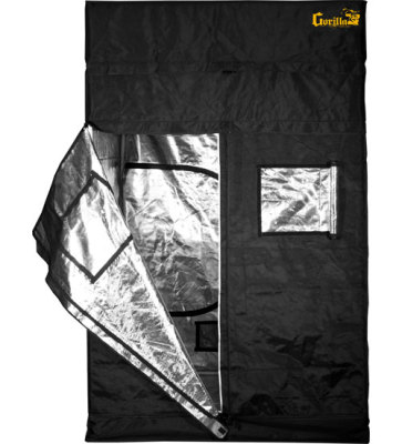 3x3 Grow Tent By Gorilla Planet Natural