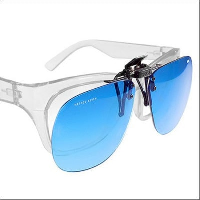 Aviator Clip On Glasses
