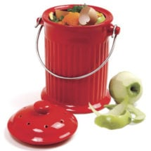 Ceramic Compost Crock