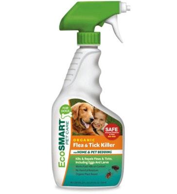 Organic Flea & Tick Killer