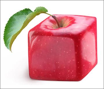 GMO Arctic Apple
