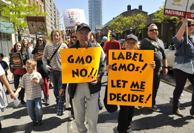 National GMO Labeling System