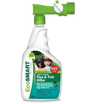 Flea & Tick Killer for Yard & Kennel