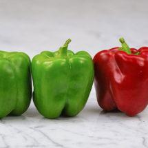 Bullnose Peppers