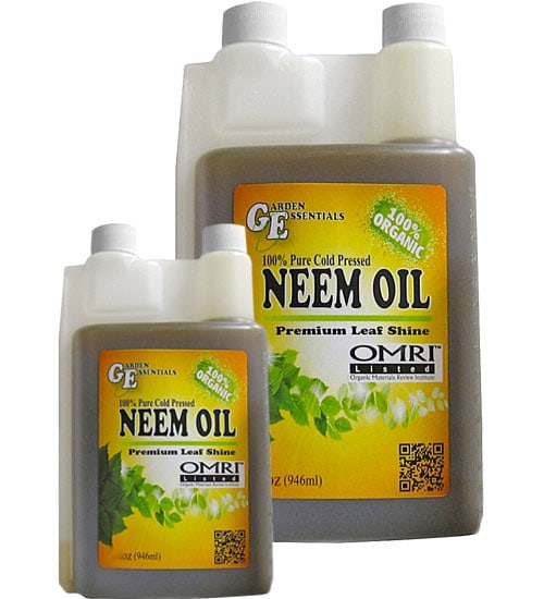organic neem oil for plants by garden essentials planet natural