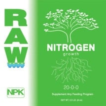RAW Nitrogen (Growth)