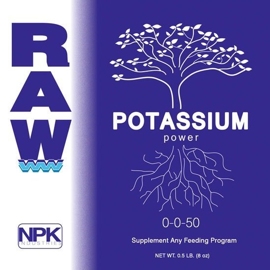 RAW Potassium (Power)