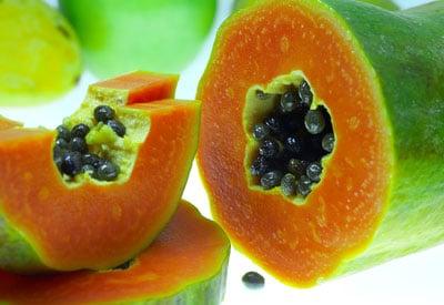 GMO Papayas