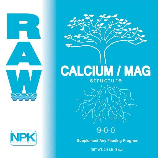 RAW Calcium / Mag (Structure)