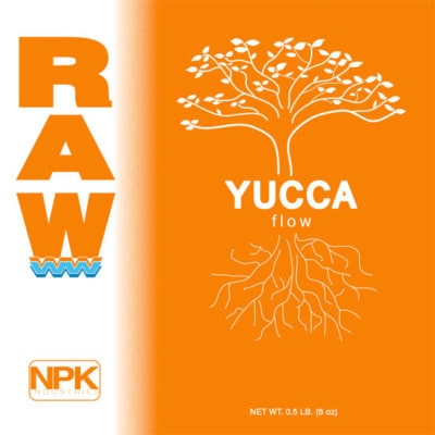 RAW Yucca (Flow)