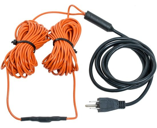 Soil Heating Cables : Soil heating cable w thermostat ft planet natural