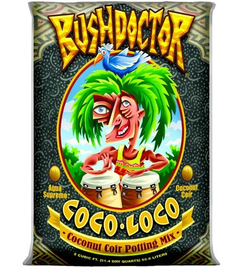 Coco Loco Potting Soil Mix 2 0cf Planet Natural