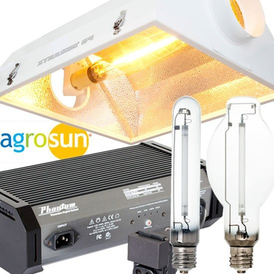 400W Grow Light Kits