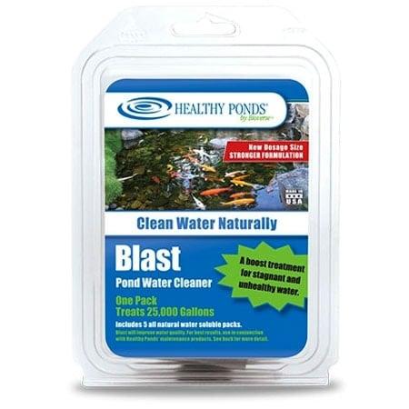 Blast Pond Water Cleaner