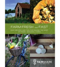 Farm-Fresh and Fast Book