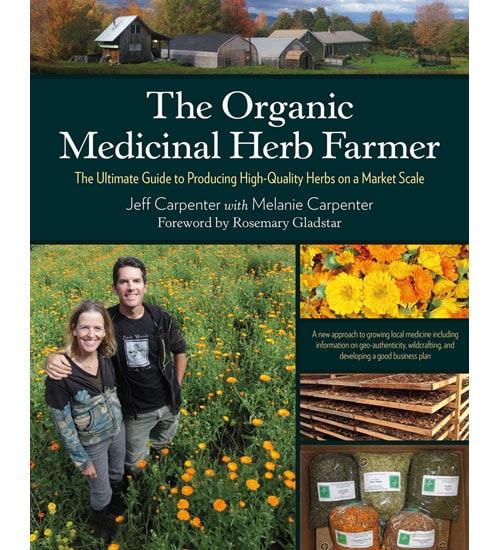 Organic Medicinal Herb Farmer