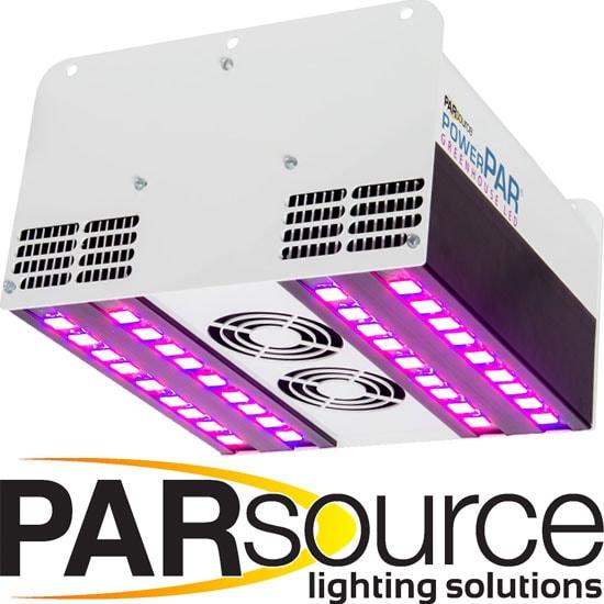 powerPAR LED Lights 600W