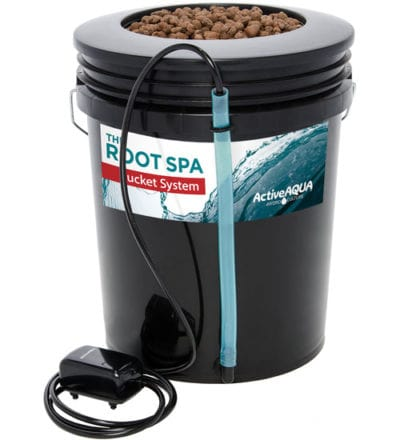Root Spa Bucket System