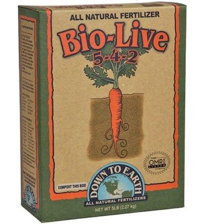 Bio-Live Organic Fertilizer