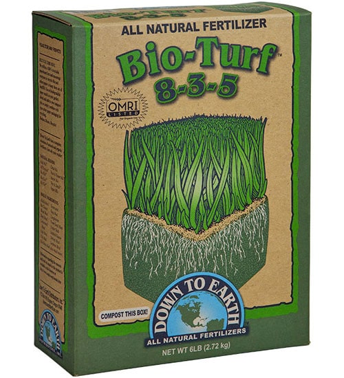 Bio Turf Lawn Fertilizer