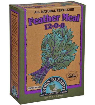 Organic Feather Meal