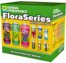General Hydroponics Performance Pack