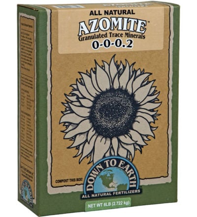 Azomite - Granulated