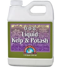 Liquid Kelp & Potash Fertilizer